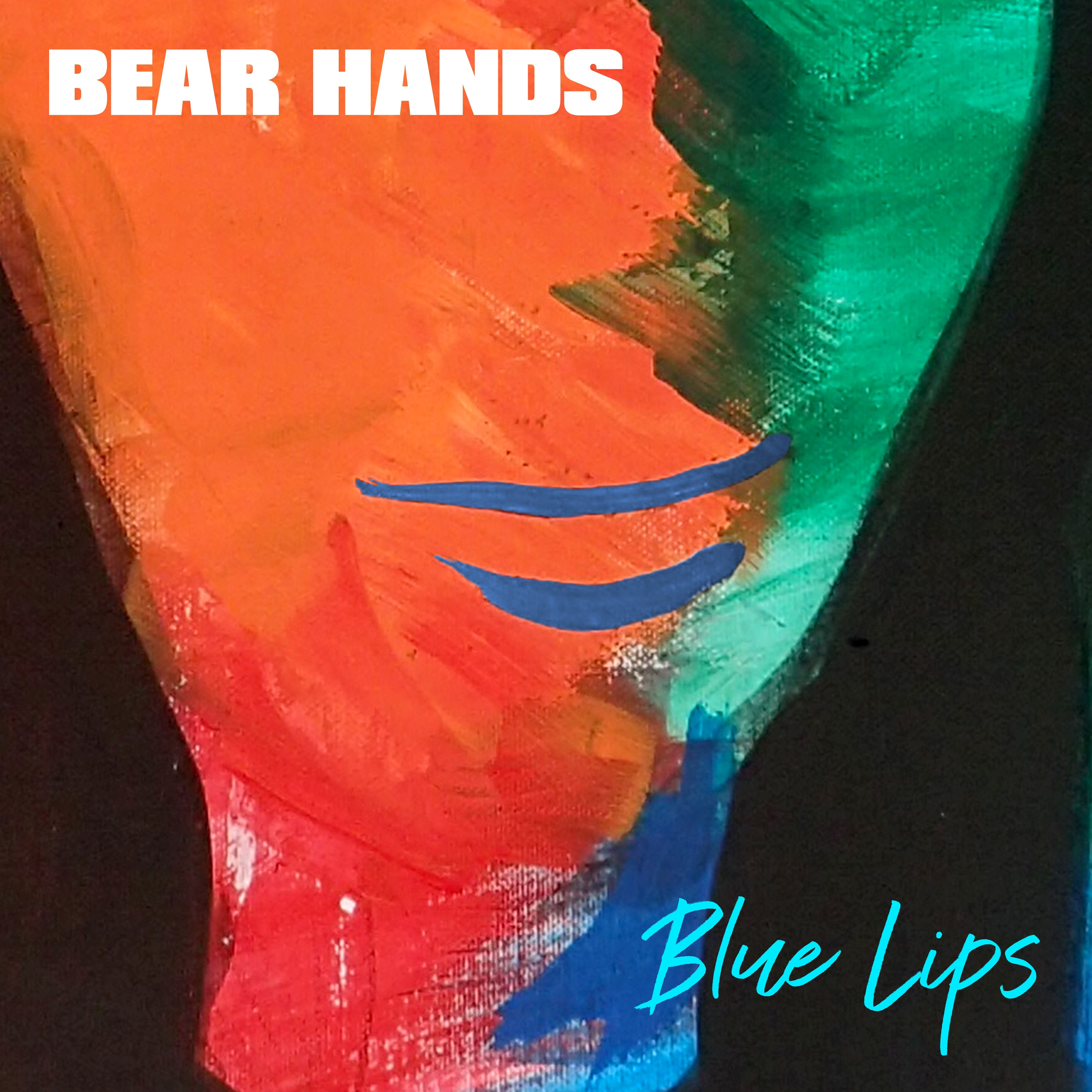 Bear Hands - Blue Lips (feat. Ursula Rose)